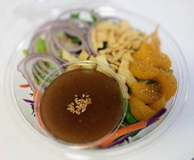 Asian salad