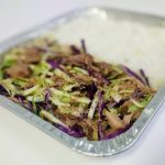 jalua pork with cabbage and rice