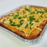 cheese enchiladas rojo