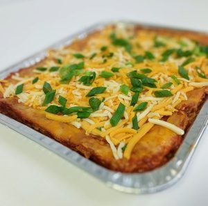 cheese enchiladas rojo